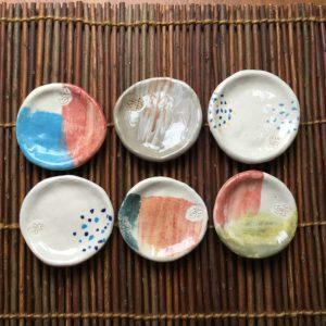アソート豆皿6枚