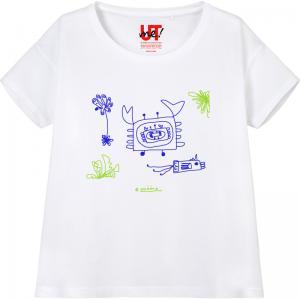 カニミちゃんTシャツ