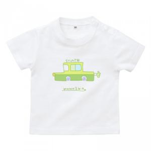 名入れ双子ちゃんオーダーメイドTシャツ
