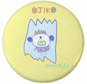 OJIKO缶バッジ